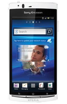 Sony Ericsson Xperia Arc S £209.89 PAYG @ Dialaphone