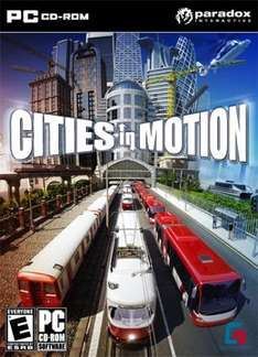 Cities in Motion - Free game when completing survey