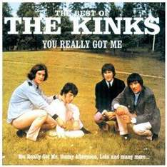 Best Of The Kinks - You Really Got Me £3 @ Amazon