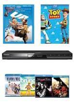 Samsung BD-C5300 Blu Ray Player + 6 Free Blu Rays £69.99 @ Blockbuster