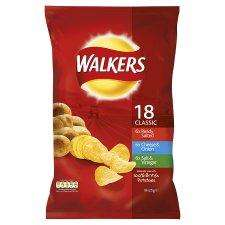 Walkers Variety 16 Pack £2 @ Tesco