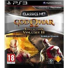 God of War Collection: Volume 2 PS3 £22.60 @ Amazon