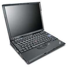 IBM Lenovo ThinkPad X61 Core 2 Duo T7300 2.0GHz 12.1 display 2GB RAM 80GB HDD Refurbished Laptop c/w Windows XP Professional - only £109.00 delivered @ SCH Trade (eBay outlet)