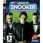 World Snooker Championship 2007 (PS3) @ Amazon for £19.96