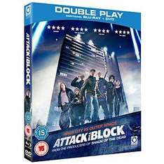 Attack The Block (Double play Blu Ray & DVD) £8.00 INSTORE @ ASDA