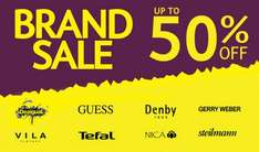 Menarys Brand Sale - Up to 50% OFF top brands. + 10% off your First Order