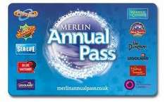 Merlin Pass 25% off - Check it out! - £117