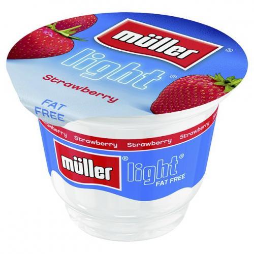 Muller light yogurts 5 for £1 at Morrisons