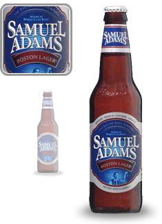 Samuel Adams Boston Lager £1 @ Booths