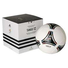 adidas Tango 12 Euro 2012 Boxed Replica Match Football - £9.99 Delivered @ JJB eBay Outlet