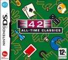 42 All Time Classics (nintendo ds) £14.99 delivered