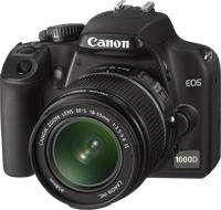 Canon EOS 1000D 10.1 MP Digital SLR Camera + 18-55mm DC Lens £179.99 (plus £2.95 postage) @ Ebay / Canon Outlet Store