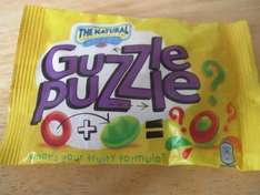 Guzzle Puzzle sweets - 39p or 10 for £1 @ B&M Bargains