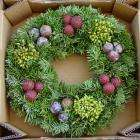 Christmas Wreath with Fruits & Berries - £15.75 delivered + 20% Quidco !!