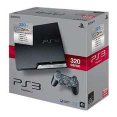 Sony PlayStation 3 Slim Console (320gb) £179.95 @ Amazon (Delivered)