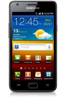 Galaxy S2 £20.50 pm - Free handset @ Dial-A-Phone