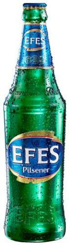 Efes Turkish Beer 500ml £1 per bottle @ Morrisons