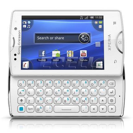 Sony Ericsson Xperia Mini Pro £10 pm tesco