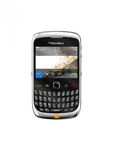 Blackberry Curve 9300 - Orange - Includes 10 Pounds Free Airtime - £107 @ ASDA