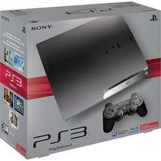 All PS3 Consoles £119.99 - Argos Clearance Bargains, Stanley Co. Durham (In Store)