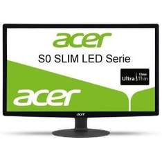 Acer S240HLbid 24 inch Full HD widescreen LCD monitor - £119.99 @ Amazon
