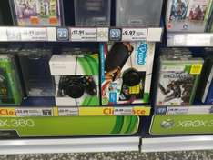 Official Xbox 360 wireless controller (newest black one) £22.91 @ Tesco instore