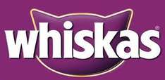 Whiskas 12 Pouches cat food £1.25 at wilkinsons