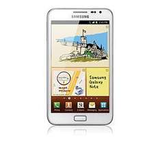White Samsung Galaxy Note at Asda (unlocked, sim free) - £369