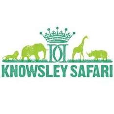 Knowsley Safari Park - Half Price Family Ticket £22.50 at Rock FM Offers
