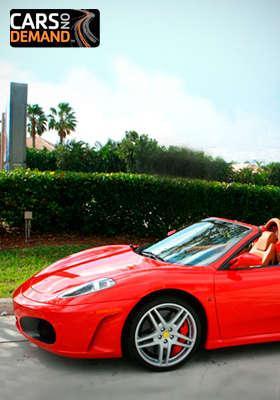 30-Minute On-Road Ferrari F430 Supercar Driving Experience (£69), or 30-Minute On-Road Mercedes SLS Supercar Driving Experience (£79) @ LivingSocial (Cars on Demand ltd)