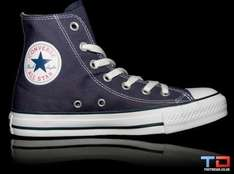 Converse Chuck Taylor Hi-Tops Navy £25.93 @ Amazon
