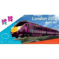 Hornby London Olympics 2012  Electric Train Set £59.99@Argos Instore