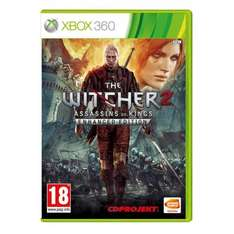 The Witcher 2 Assassins of Kings Enhanced Edition Xbox 360 £24.99 at Sainsburys instore