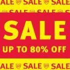 GOONER 80% OFF SALE (Arsenal.com)