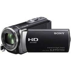 Sony Handycam CX190 Full HD Camcorder £201.80 @ Amazon - £171.80 with cashback