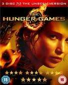 The Hunger Games Blu-Ray - 3 Disc Sainsburys Exclusive Pre-Order £12.99