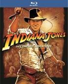 sainsburys .- £35.99 - Indiana Jones Quadrilogy blu ray