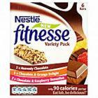 Nestle Fitness Variety Pack (6 bars) 29p @ B&M (instore)