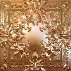 Jay Z and Kanye West Watch the Throne £3.99 on Amazon