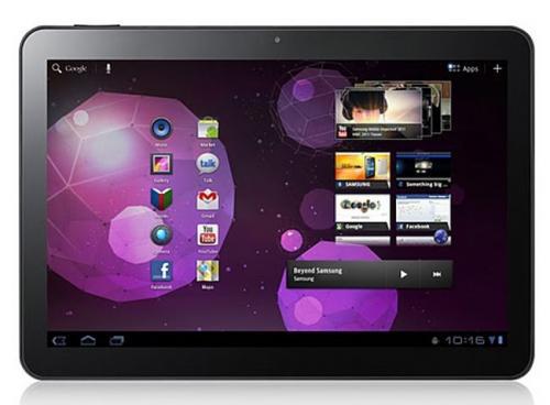 """Samsung Galaxy Tab 8.9"""" 16GB Android Tablet (Refurbished) - £179.98 @ Ebay / hugosaleshop"""