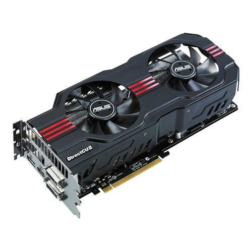 Asus nVIDIA SLI GeForce GTX 570 DirectCu II Graphics Card £199.99 @ amazon