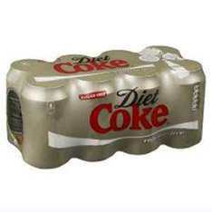 diet coke for £5.00 @ Tesco Express
