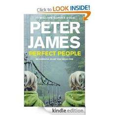 20p Kindle books including Peter James, Perfect People