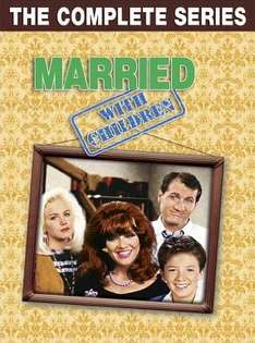 MArried with Children complete series (1-11) R1 DVD set only £37.86 @ eBay (Oodals UK)