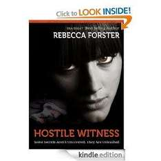 HOSTILE WITNESS (legal thriller, thriller) (The Witness Series,#1) [Kindle Edition] ABSOLUTELY FREE DELIVERED @ AMAZON