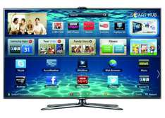 "Samsung UE46ES7000 - Series 7, 46"" 3D, Full HD 1080p LED Television - £1299 delivered + Free 3 Year Warranty + Free Galaxy Tab 2 @ Reliantdirect.co.uk"