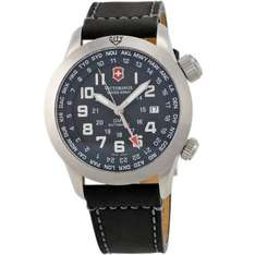 Victorinox Swiss Army Stainless Steel Airboss Automatic Watch down from £1175 to £310 at Amazon.co.uk