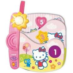 VTech Hello Kitty Soft Book £6.57 @ Amazon del, WAS £12.99