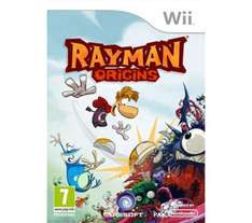 Rayman Origins Wii £4.97 @ PC World / Currys / Dixons