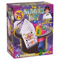Amav Diamant Magic Hat (75 Tricks ) now £4.48 del @ Amazon (rrp £16.99)